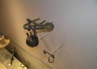 wall mounted armatures, exhibit mounts, archival
