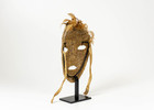Mask Armature, African Mask, Display stand
